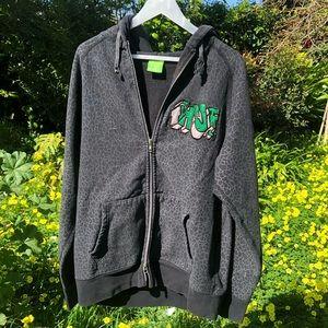 ❌SOLDZ❌ HUF quake hoodie